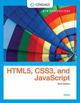 9781305503922-1305503929-New Perspectives on HTML5, CSS3, and JavaScript