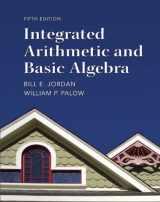 9780321747389-0321747380-Integrated Arithmetic and Basic Algebra (MyMathLab)
