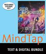 9781337129114-1337129119-Bundle: Social Psychology, Loose-Leaf Version, 10th + MindTap Psychology, 1 term (6 months) Printed Access Card