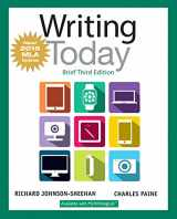 9780134586403-0134586409-Writing Today, Brief Edition, MLA Update Edition (3rd Edition)