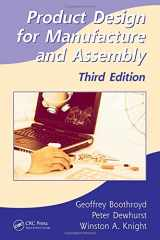 9781420089271-1420089277-Product Design for Manufacture and Assembly (Manufacturing, Engineering and Materials Processing)