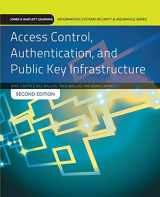 9781284031591-1284031594-Access Control, Authentication, and Public Key Infrastructure: Print Bundle (Jones & Bartlett Learning Information Systems Security)