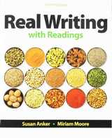 9781319054250-1319054250-Real Writing with Readings: Paragraphs and Essays for College, Work, and Everyday Life