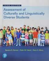 9780134800325-013480032X-Assessment of Culturally and Linguistically Diverse Students (3rd Edition) (What's New in ELL)
