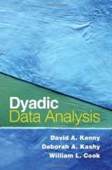 9781572309869-1572309865-Dyadic Data Analysis (Methodology in the Social Sciences)