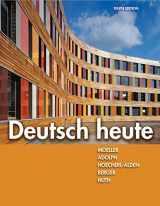 9781111354824-1111354820-Deutsch heute (World Languages)
