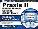 9781610726931-1610726936-Praxis II Middle School: Science (5440) Exam Flashcard Study System: Praxis II Test Practice Questions & Review for the Praxis II: Subject Assessments