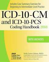 9781556484292-1556484291-ICD-10-CM and ICD-10-PCS Coding Handbook, with Answers, 2018 Rev. Ed.