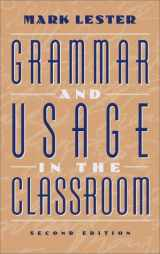 9780205306558-0205306551-Grammar and Usage in the Classroom (2nd Edition)