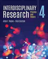 9781544398600-1544398603-Interdisciplinary Research: Process and Theory