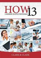 9781111820862-1111820864-HOW 13: A Handbook for Office Professionals