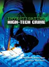 9780131886834-0131886835-Investigating High-Tech Crime