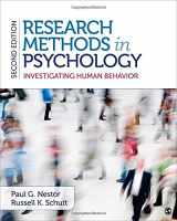 9781483343761-1483343766-Research Methods in Psychology: Investigating Human Behavior