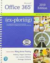 9780135768907-013576890X-Exploring Microsoft Office 2019 Introductory, 1/e + MyLab IT w/ Pearson eText
