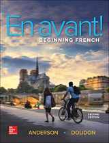 9780073386461-0073386464-En avant! Beginning French (Student Edition) - Standalone book