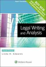 9781454857983-1454857986-Legal Writing and Analysis [Connected Casebook] (Aspen Coursebook)