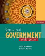 9781285737485-1285737482-State and Local Government: The Essentials