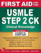 9781260440294-126044029X-First Aid for the USMLE Step 2 CK, Tenth Edition