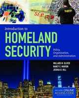 9781284045833-1284045838-Introduction to Homeland Security: Policy, Organization, and Administration
