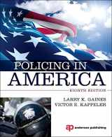 9780323311489-0323311482-Policing in America, Eighth Edition