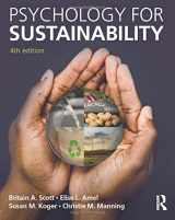 9781848725805-1848725809-Psychology for Sustainability: 4th Edition