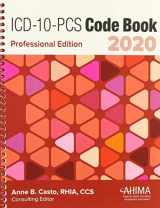 9781584267331-158426733X-ICD-10-PCS Code Book 2020: Professional Edition