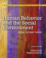 9780205036486-0205036481-Human Behavior and the Social Environment: Social Systems Theory (Mysearchlab)