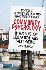 9780230219953-0230219950-Community Psychology: In Pursuit of Liberation and Well-being