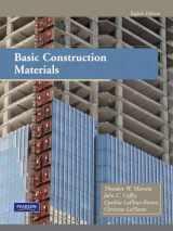 9780135129692-0135129699-Basic Construction Materials (Pearson Construction Technology)