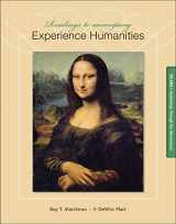 9780077494728-0077494725-Readings to Accompany Experience Humanities Volume 1: Beginnings through the Renaissance