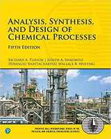 9780134177403-0134177401-Analysis, Synthesis, and Design of Chemical Processes (International Series in the Physical and Chemical Engineering Sciences)