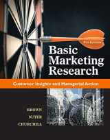9781337100298-1337100293-Basic Marketing Research (with Qualtrics, 1 term (6 months) Printed Access Card)