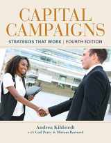 9781284069235-1284069230-Capital Campaigns: Strategies That Work