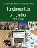 9781260483147-1260483142-Fundamentals of Taxation 2020 Edition