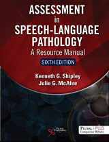 9781635502046-1635502047-Assessment in Speech-Language Pathology (A Resource Manual)