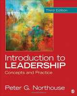 9781452259666-1452259666-Introduction to Leadership: Concepts and Practice