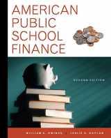 9781111838041-1111838046-American Public School Finance