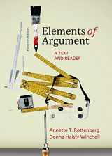 9781457662362-1457662361-Elements of Argument: A Text and Reader
