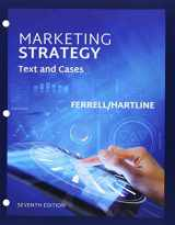 9781337495080-1337495085-Bundle: Marketing Strategy, Loose-Leaf Version, 7th + MindTap Marketing Strategy, 1 term (6 months) Printed Access Card