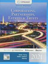 9780357359334-035735933X-South-Western Federal Taxation 2021: Corporations, Partnerships, Estates and Trusts (Intuit ProConnect Tax Online & RIA Checkpoint, 1 term (6 months) Printed Access Card)