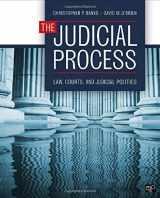9781483317014-1483317013-The Judicial Process: Law, Courts, and Judicial Politics