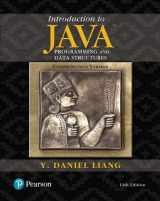 9780134670942-0134670949-Introduction to Java Programming and Data Structures, Comprehensive Version