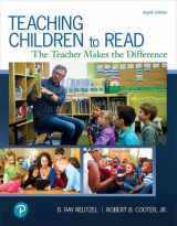 9780134742533-0134742532-Teaching Children to Read: The Teacher Makes the Difference (8th Edition)