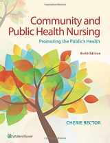 9781496349828-1496349822-Community and Public Health Nursing Promoting the Public's Health