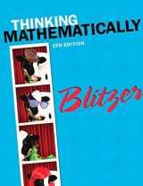 9780321867322-0321867327-Thinking Mathematically (6th Edition)