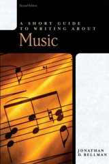 9780321187918-0321187911-A Short Guide to Writing About Music (2nd Edition)