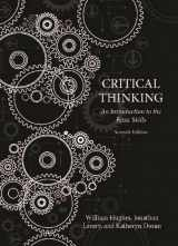 9781554811977-155481197X-Critical Thinking: An Introduction to the Basic Skills - Seventh Edition
