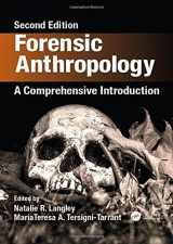 9781498736121-1498736122-Forensic Anthropology: A Comprehensive Introduction, Second Edition