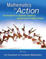 9780321985880-0321985885-Math in Action: An Introduction to Algebraic, Graphical, and Numerical Problem Solving, Plus MyLab Math -- Access Card Package (What's New in Developmental Math?)