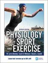 9781492574866-1492574864-Physiology of Sport and Exercise 7th Edition With Web Study Guide-Loose-Leaf Edition